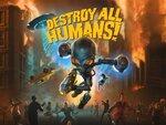 伝説のエイリアン侵略アクションAVG『Destroy All Humans!』がPS4で配信開始!