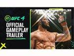PS4/Xbox One格闘ゲーム『EA SPORTS UFC 4』公式ゲームプレイトレーラーを公開!