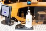 マフラーでもターボでもない! HKS開発の自動で消毒を促す新型コロナ対策デバイス