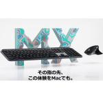 ロジクールのフラッグシップワイヤレスマウス&キーボード「MXシリーズ」がMac仕様に!