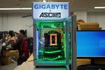 B550マザーで冷蔵庫PCに再挑戦! VGAの爆熱が冷蔵庫を襲う