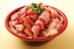 オリジンで「ローストビーフ丼」肉トリプルも!