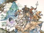 『ファイナルファンタジーXI』に新ストーリー「蝕世のエンブリオ」が追加!
