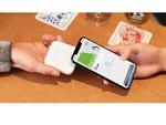 Square Reader、SuicaやiDなど主要電子マネーに対応