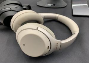 ソニー「WH-1000XM4」を試聴レポ、業界最高クラスノイキャンのワイヤレスヘッドホン