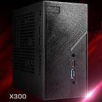 ASRock、「Ryzen 4000」APU対応の小型ベアボーン「DeskMini X300」など2製品