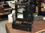 E-ATX用の大型オープンフレームPCケースが長尾製作所からデビュー