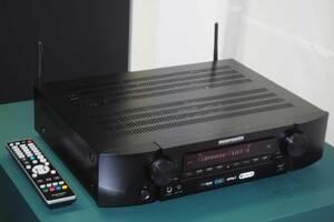 マランツ、8K対応で高さ10.5cmの薄型AVアンプ