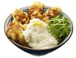 丸亀製麺、総選挙1位の「タル鶏天ぶっかけうどん」が今秋復活