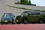 ダイハツ「タフト(TAFT)」試乗! 軽自動車にもクロスオーバーSUVブーム到来か!?