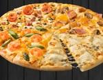 ドミノで10種チーズのピザ!希少チーズを盛り込んだ特別なクワトロ