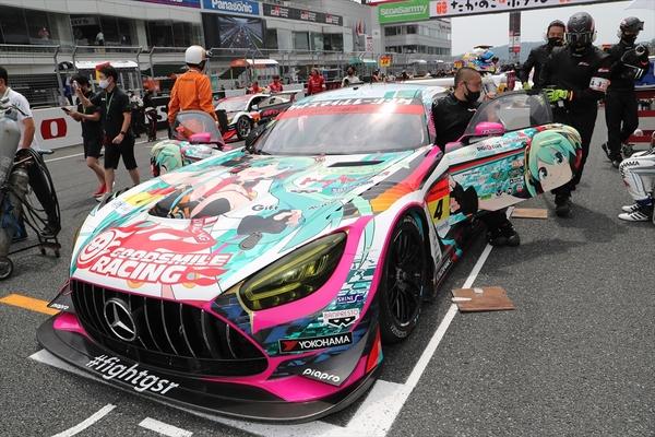 SUPER GT 2020 GT300観戦レポート