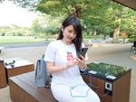 台湾のオシャレなPCバッグを持ってプチ・ワーケーション!