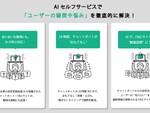 「KARAKURI chatbot」、AIを活用したFAQサイト自動生成機能を搭載