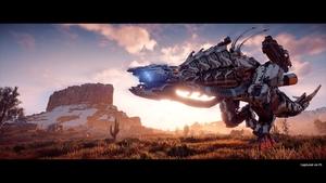 『Horizon Zero Dawn Complete Edition』が誇る圧巻のゲーム風景、Radeon RX 5500 XTで快適に描画できるか検証