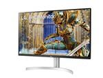 映像・動画編集やゲームにも適した31.5型IPS 4Kディスプレー「32UN650-W」、LGより発売