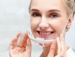 洗浄して繰り返し使用できるので経済的! 息苦しくない透明マスク
