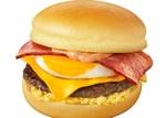 マクドナルド「濃厚ふわとろ月見バーガー」バター香るスクランブルエッグが入った新作