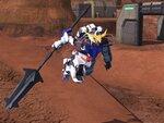 『機動戦士ガンダムオンライン』で新大規模戦フィールド「火星 - 鉄と血と -」を実装!