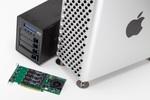200万円近い構成のMac Proでリード14GB/sの超速SSD RAIDを構築してみた