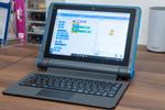 5万円台と手頃、学割でさらに安く!子供用にピッタリなキーボード&ペン付きスタディPC「mouse E10」を息子と一緒に試してみた