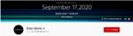 Xperiaの新モデル、9月17日発表!