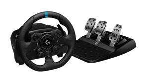 ロジクールから5年ぶりのレーシングシミュレーションギア「G923」が発売