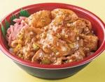 にんにくのパンチ!オリジン弁当「豚とろ焼肉丼 ネギ醤油ガーリックだれ」新発売