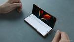 マルチウィンドウの使い勝手が強化の折りたたみスマホ「Galaxy Z Fold2」正式発表