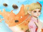 MMORPG『ArcheAge』にてゲーム内で「タピオカドリンク」が楽しめる「納涼タピオカ祭り」を開催!