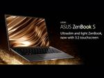ASUS、Tiger Lake搭載の3.3KノートPC「ZenBook S」を発表