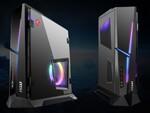 MSI、ゲーミングデスクトップ「Trident X」「Trident 3」シリーズに第10世代Core i7搭載モデルを追加