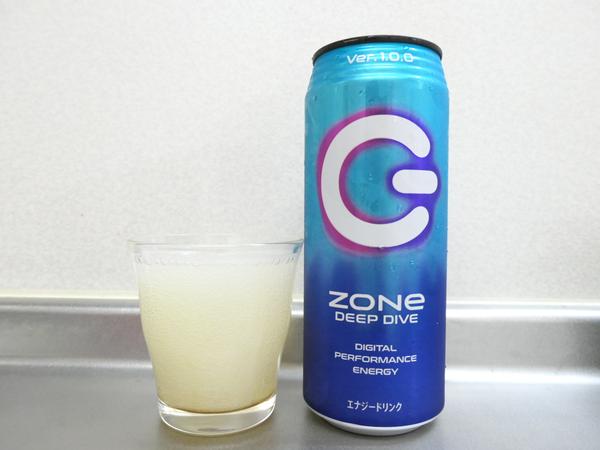 ドリンク zone エナジー