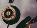 高密度に圧縮した麻をハウジングに使用したGRADOのヘッドホン「The Hemp Headphone」
