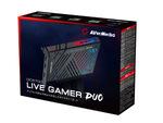 AVerMedia、2系統入力を備える録画・ライブ配信用キャプチャーカード「Live Gamer DUO(GC570D)」