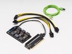 ビデオカードの消費電力を正確に計測するNVIDIAの純正キット「PCAT」と「FrameView」を解説