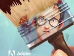 「Adobe Fresco」と「Adobe Photoshop」に、キース・ヘリング氏のブラシが追加