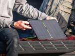 最大10W出力!耐久性に優れる折りたたみ可能なソーラーパネル