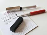 新潟県燕三条の挽物屋と地場のプロダクトデザイナーが創る「ペンジャケット」を試す