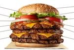 バーガーキング食べ放題!2046kcalの「マキシマム超ワンパウンド」45分間おかわり自由