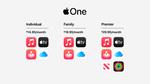 1契約でアップルのサブスク全部盛り 「Apple One」開始