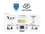 スカイファームと横浜FC、スタジアムフードのスマートデリバリーサービスのプロジェクトとして神奈川県の事業に採択