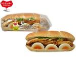 セブン新ロールパン「たんぱく質が摂れる直火焼チキンチリソース」