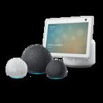 Amazon、球形デザイン採用で高機能化した新Echo