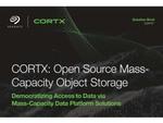 Seagate、企業のデータを有効活用するオブジェクトストレージソフトウェア「CORTX」などを発表