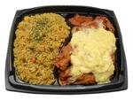 セブンにカレー炒飯&チキン南蛮のボリューム弁当!こってりタルタルがおいしそ