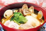 くら寿司「特製あさりだしらーめん」貝の出汁が染みわたる一杯