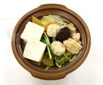 セブンに「鶏ちゃんこ鍋」「キムチ鍋」1/2日分の野菜が採れる