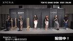 Xperiaの東京ゲームショウ2日目は美女たちの本音を語る「恋のぺり騒ぎ」開催!