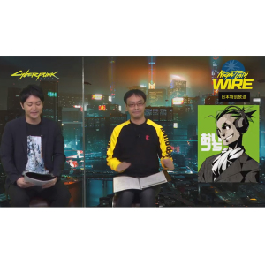 日本語版初公開の映像も、「サイバーパンク2077」の魅力を伝える番組がTGS 2020内で配信
